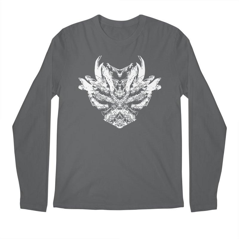 Spirit Samurai Men's Regular Longsleeve T-Shirt by Kukileaf's Artist Shop