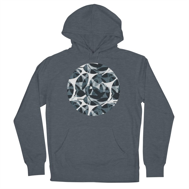 Interdimensional Men's French Terry Pullover Hoody by Kukileaf's Artist Shop