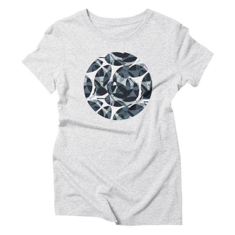 Interdimensional Women's Triblend T-Shirt by Kukileaf's Artist Shop