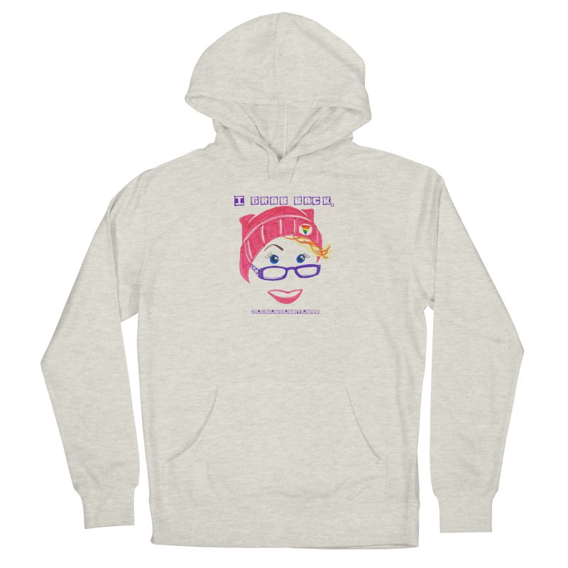 Lady Land Couture! Men's French Terry Pullover Hoody by LEOLA's Artist Shop
