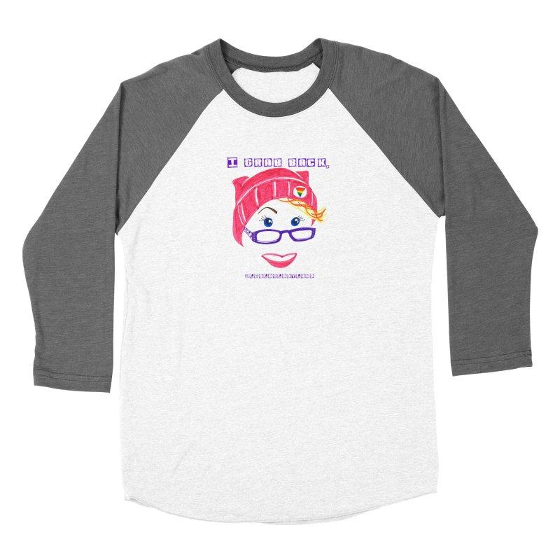 Lady Land Couture! Men's Baseball Triblend Longsleeve T-Shirt by LEOLA's Artist Shop