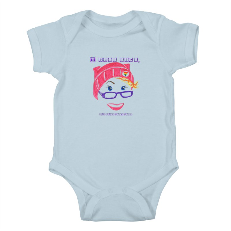 Lady Land Couture! Kids Baby Bodysuit by LEOLA's Artist Shop