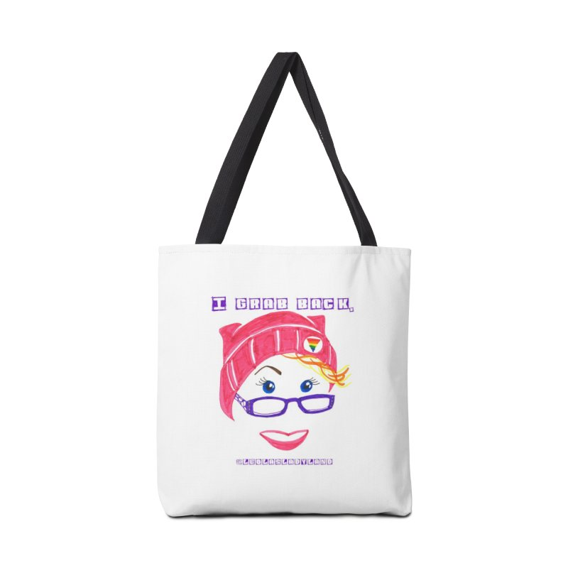 Lady Land Couture! Accessories Tote Bag Bag by LEOLA's Artist Shop