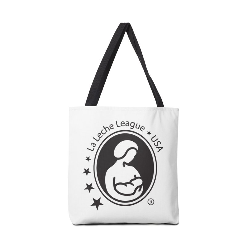 LLL USA Logo Black in Tote Bag by LLLUSA's Artist Shop
