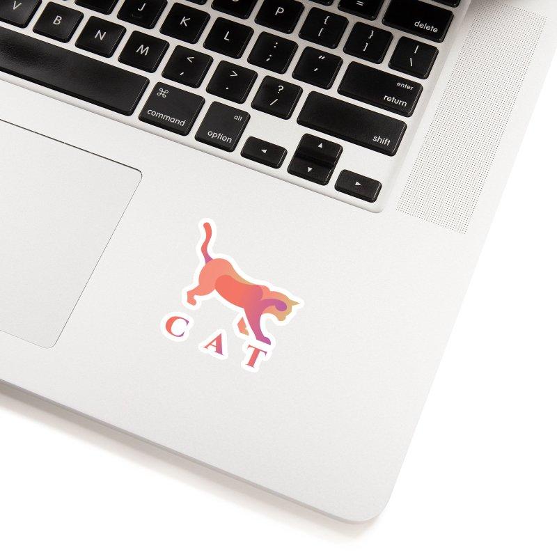 CAT Accessories Sticker by LUVIT