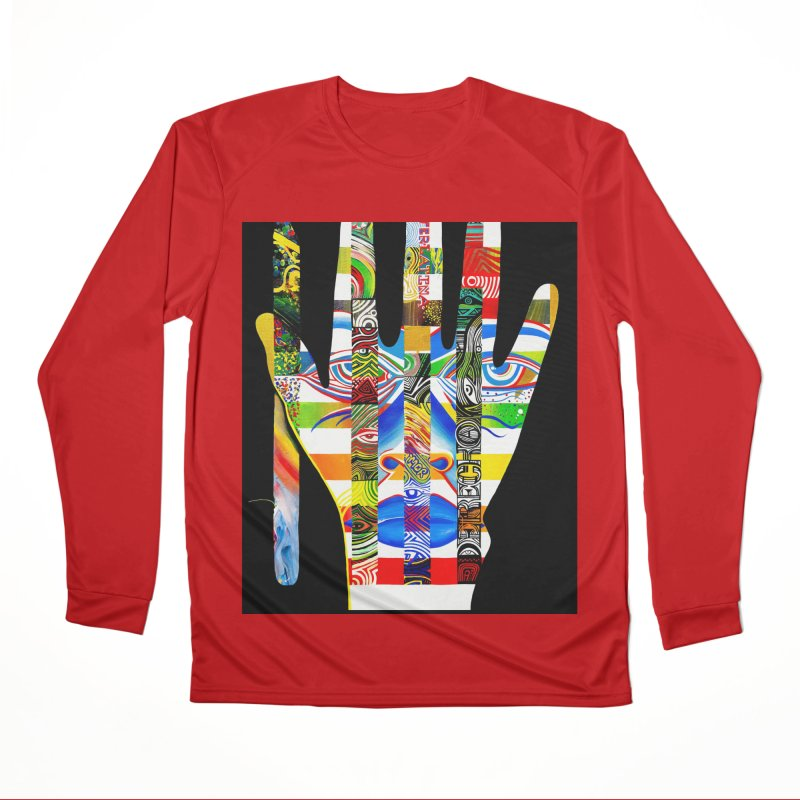 Identity Men's Longsleeve T-Shirt by LVA FABRIKA9