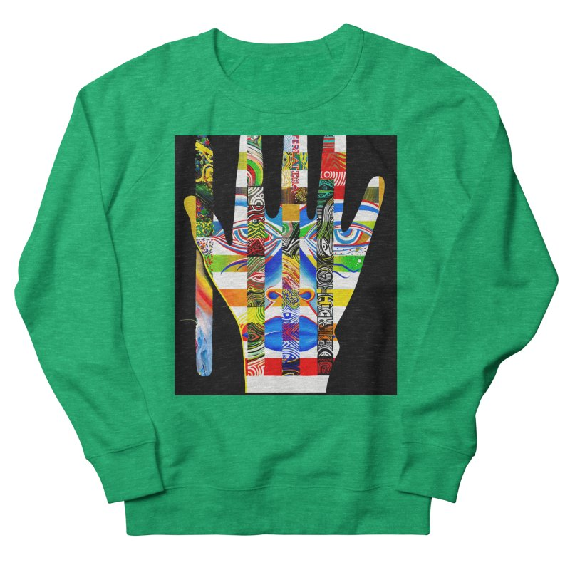 Identity Women's Sweatshirt by LVA FABRIKA9