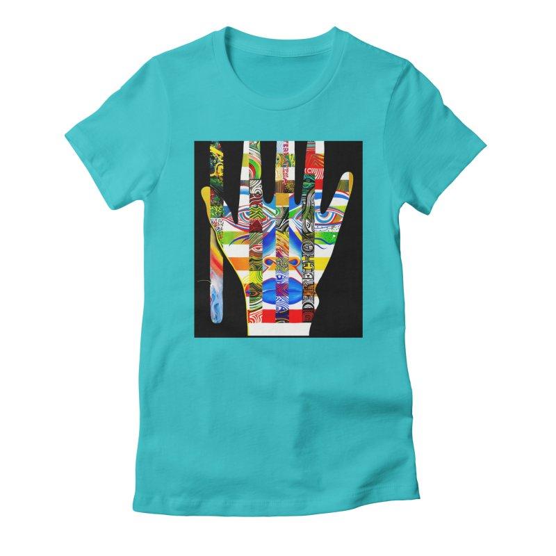 Identity Women's T-Shirt by LVA FABRIKA9
