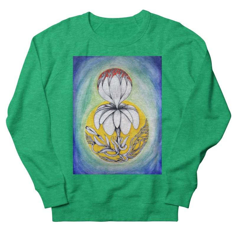 BLOOM Women's Sweatshirt by LVA FABRIKA9