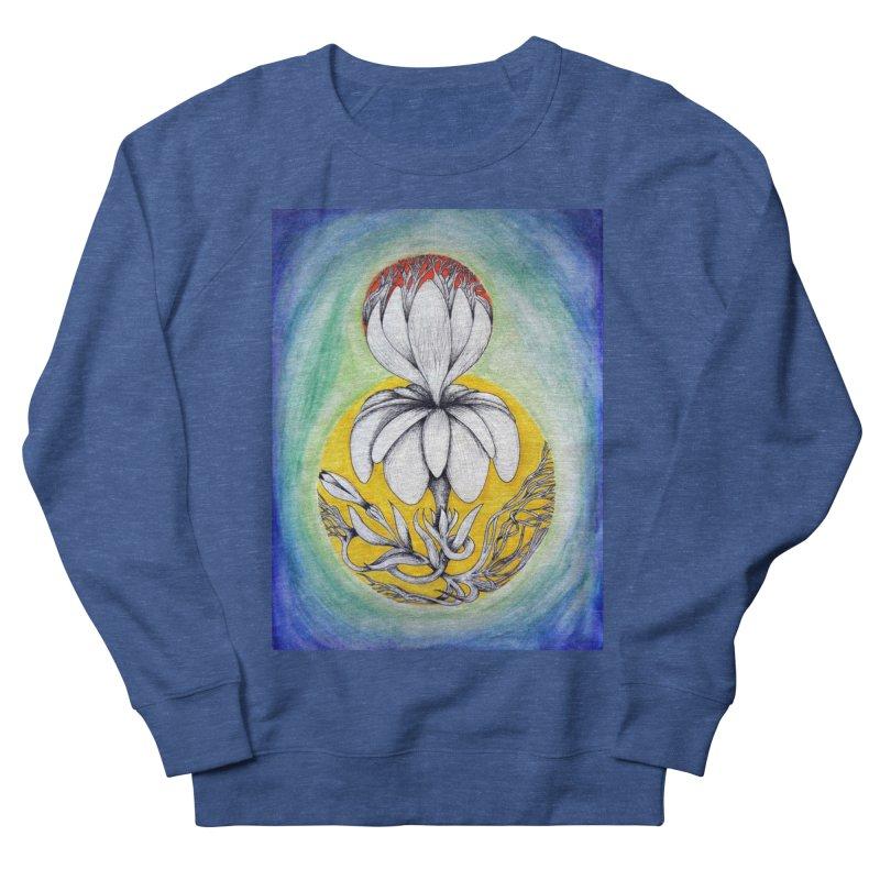 BLOOM Men's Sweatshirt by LVA FABRIKA9