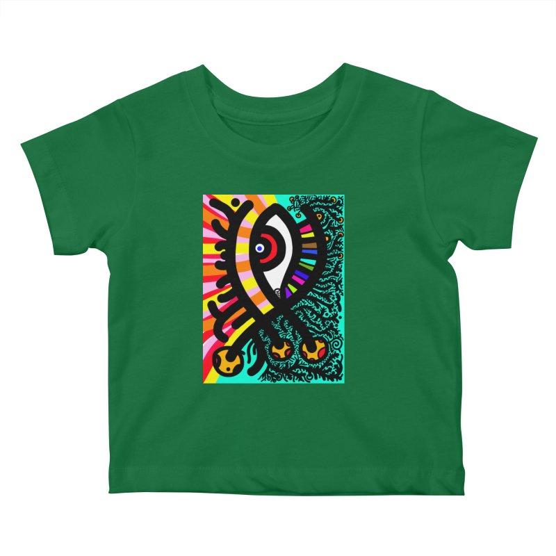 Visionary Kids Baby T-Shirt by LVA FABRIKA9