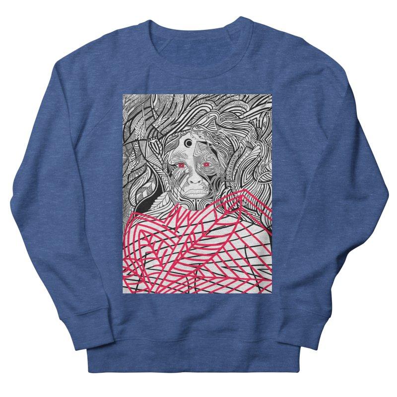 Diligence Men's Sweatshirt by LVA FABRIKA9