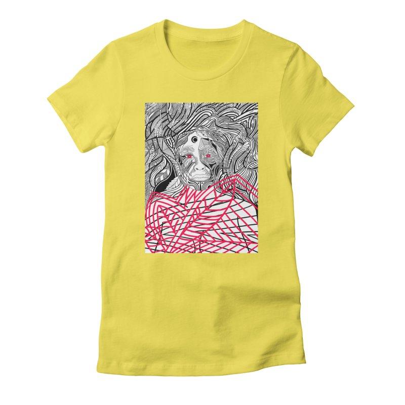 Diligence Women's T-Shirt by LVA FABRIKA9