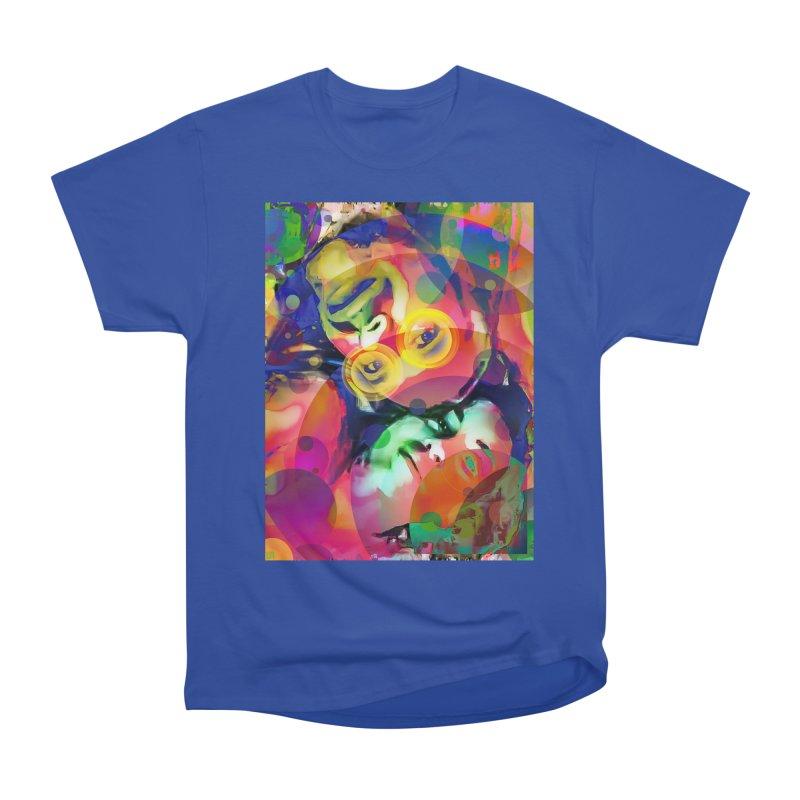 Sonic Love Women's T-Shirt by LVA FABRIKA9