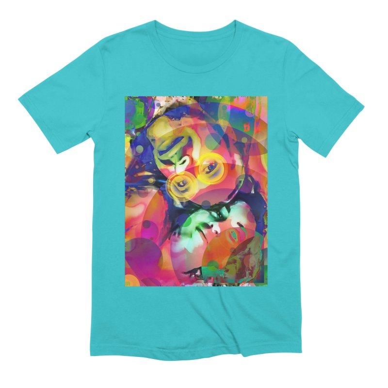 Sonic Love Men's T-Shirt by LVA FABRIKA9