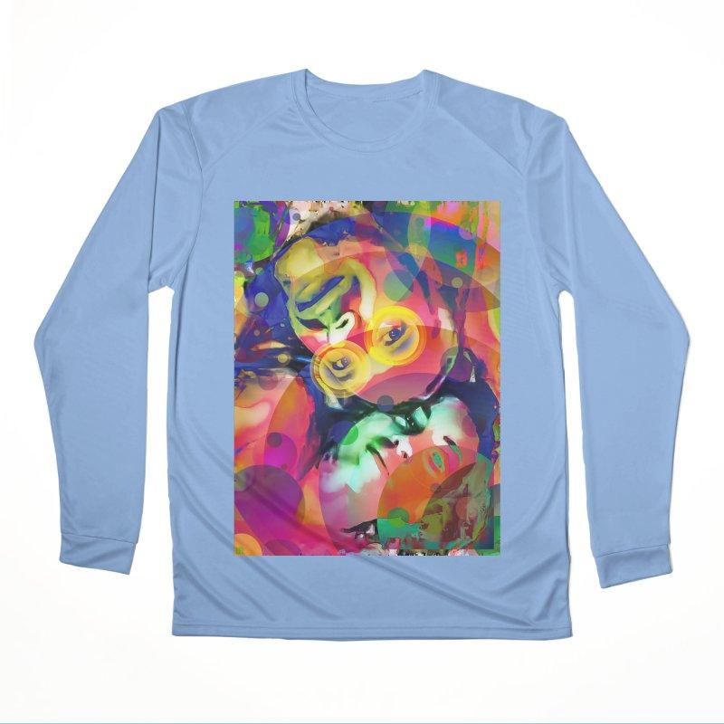 Sonic Love Women's Longsleeve T-Shirt by LVA FABRIKA9