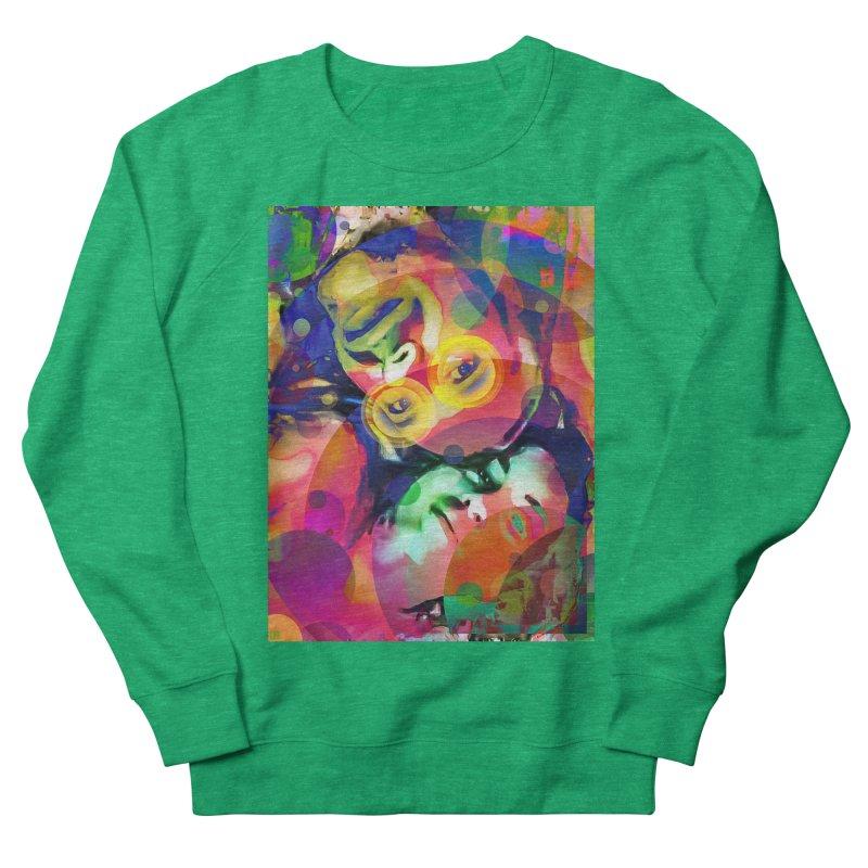 Sonic Love Women's Sweatshirt by LVA FABRIKA9