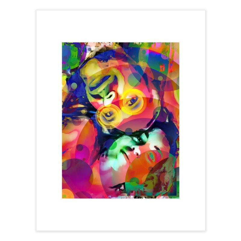 Sonic Love Home Fine Art Print by LVA FABRIKA9