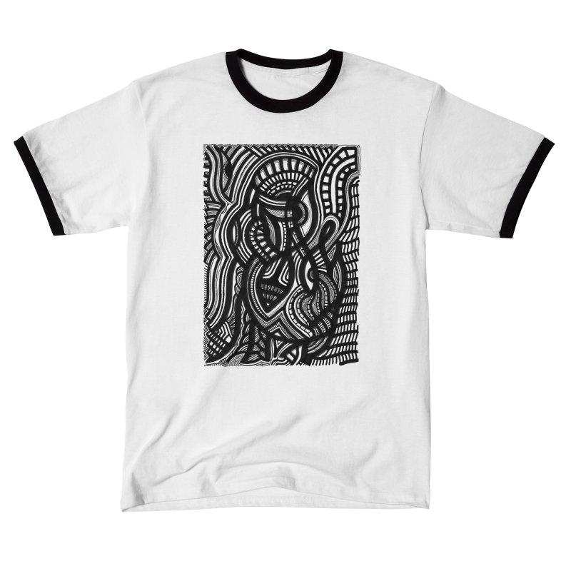 Waking Men's T-Shirt by LVA FABRIKA9