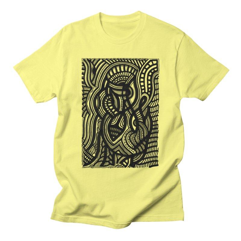 Waking Women's T-Shirt by LVA FABRIKA9