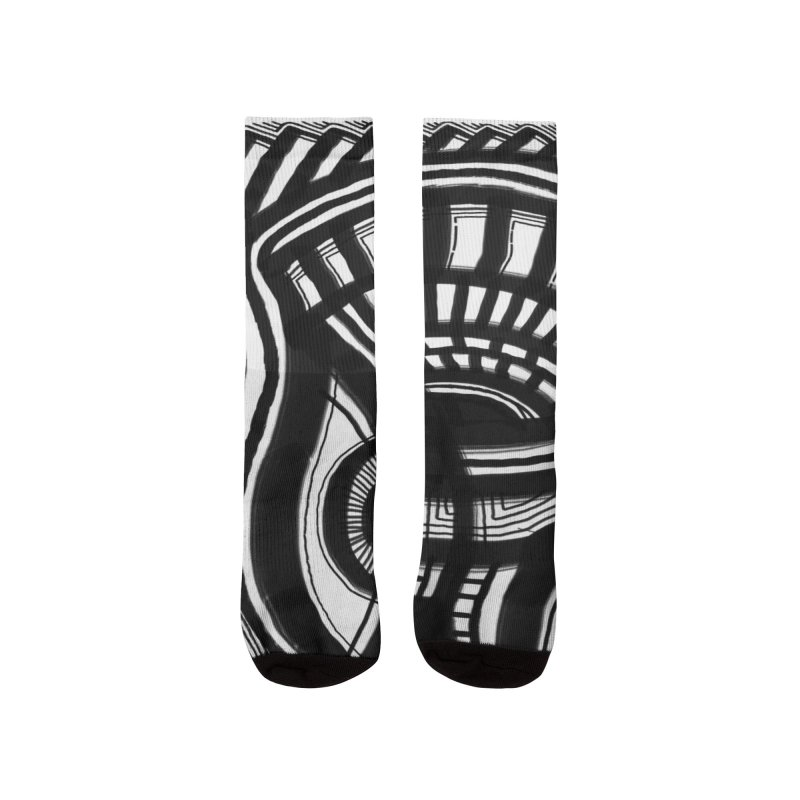 Waking Men's Socks by LVA FABRIKA9