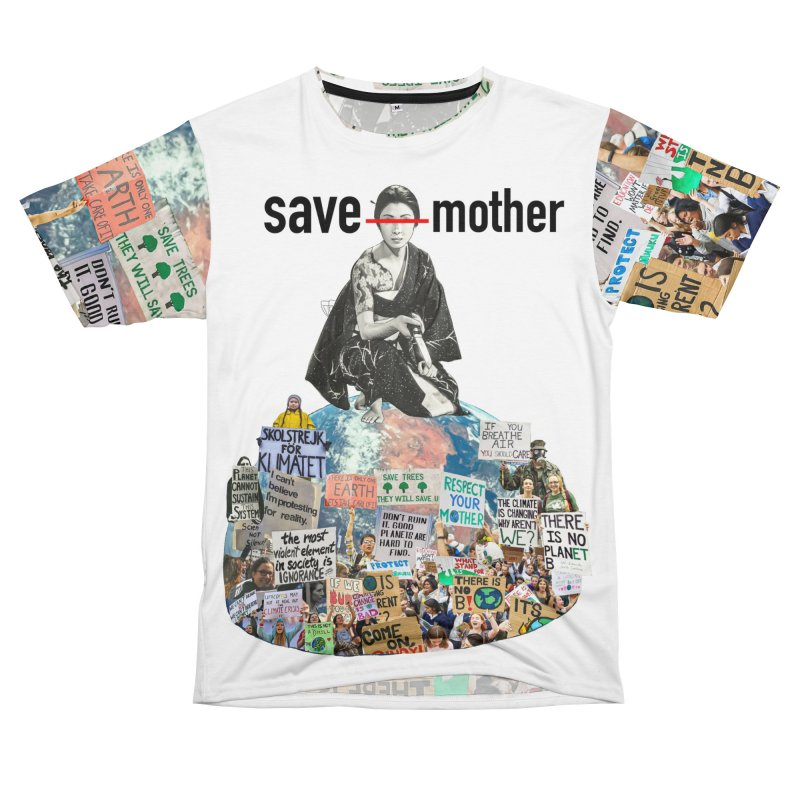 SAVE MOTHER Women's Cut & Sew by LVA FABRIKA9