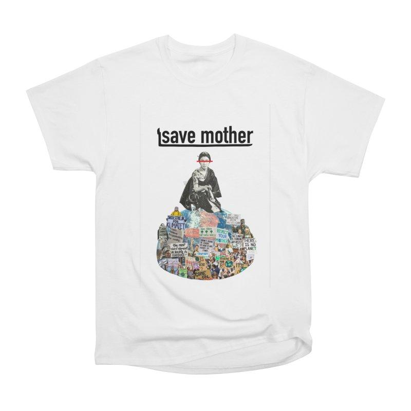 SAVE MOTHER Men's T-Shirt by LVA FABRIKA9