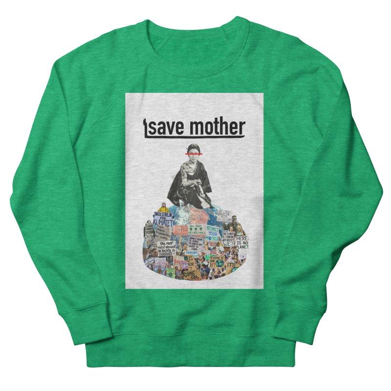 SAVE MOTHER Men's Sweatshirt by LVA FABRIKA9