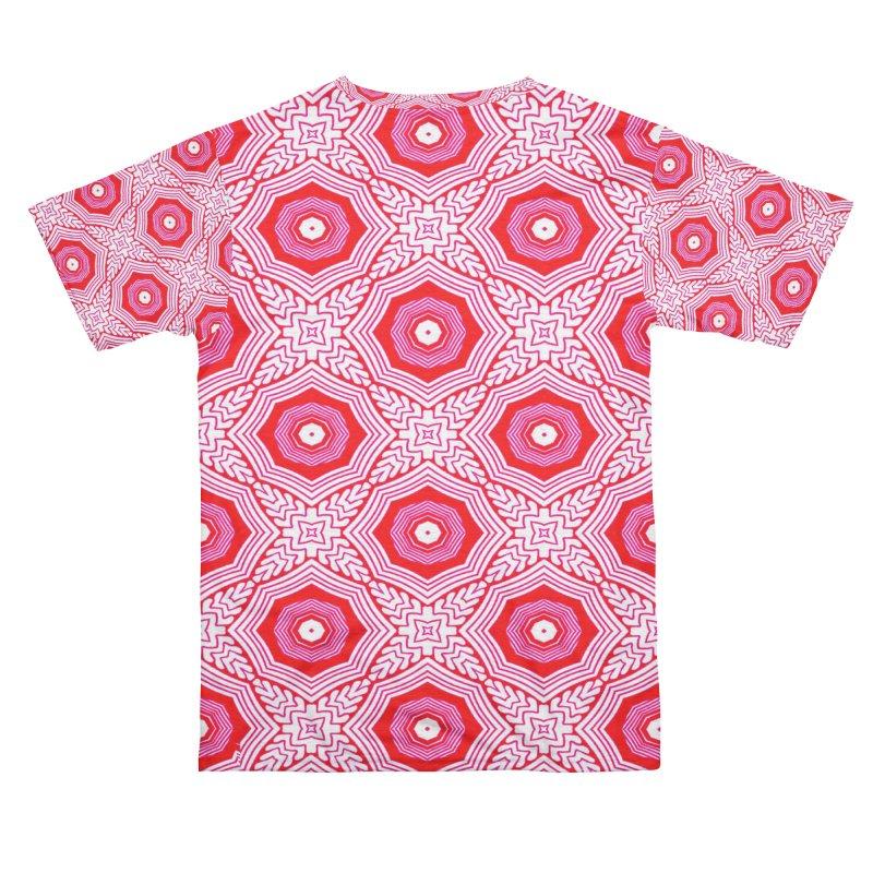 Roses [Pattern] Art Men's Cut & Sew by LVA FABRIKA9