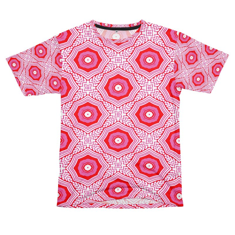 Roses [Pattern] Art Men's Cut & Sew by LVA FABRIKA9