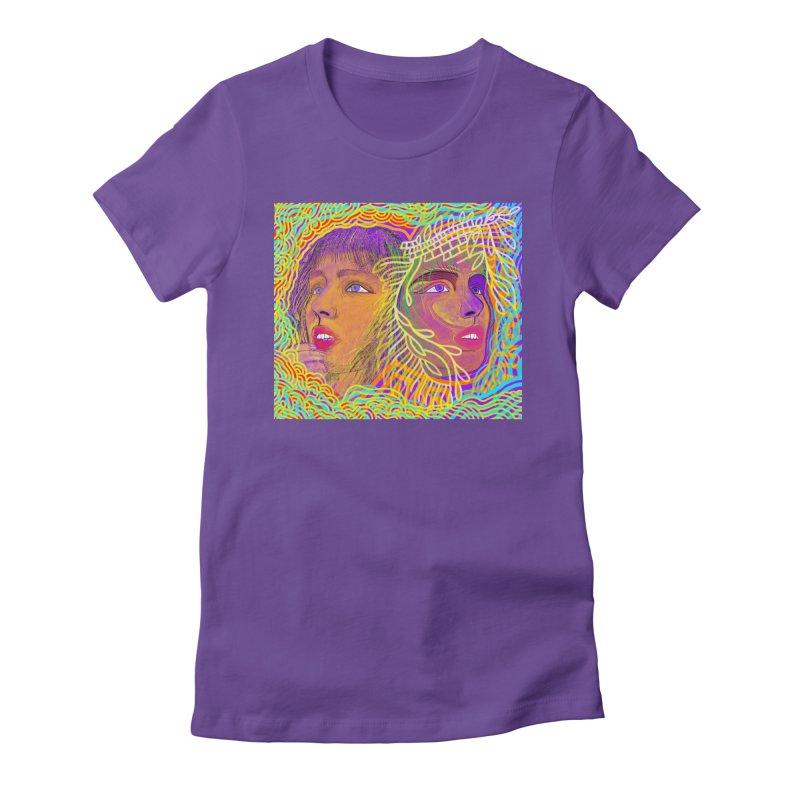 The Way We Feel Women's T-Shirt by LVA FABRIKA9
