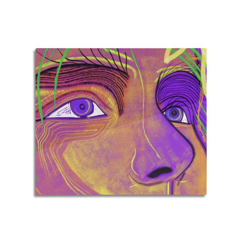 The Way We Feel 1.A Home Mounted Acrylic Print by LVA FABRIKA9
