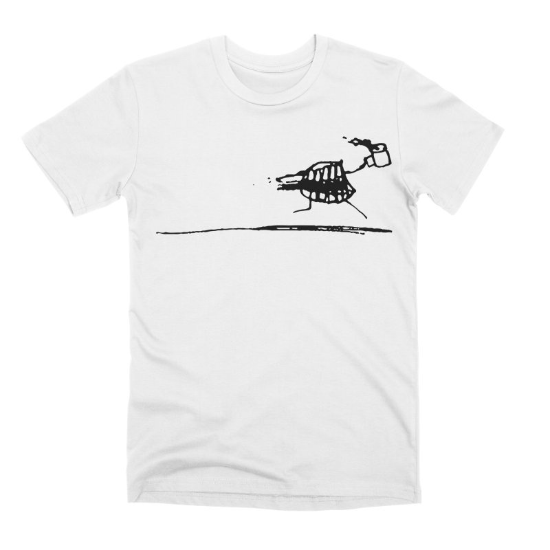 Stupid Running Mouth Men's Premium T-Shirt by Lose Your Reputation
