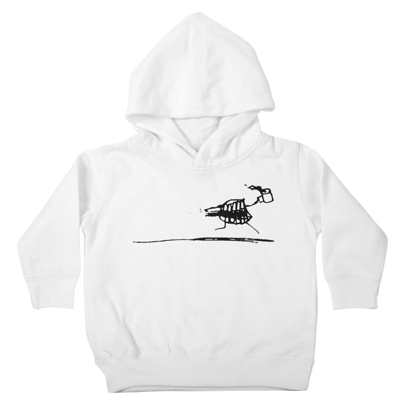 Stupid Running Mouth Kids Toddler Pullover Hoody by Lose Your Reputation