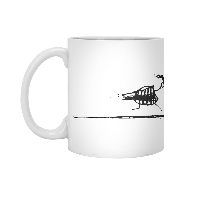 Stupid Running Mouth Accessories Standard Mug by Lose Your Reputation