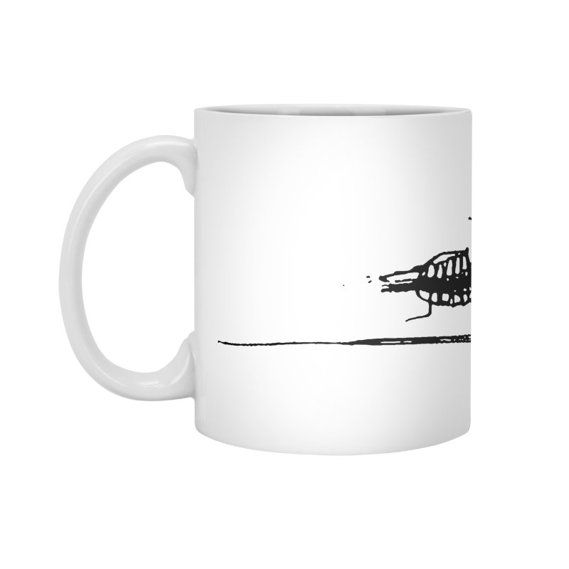 Stupid Running Mouth Accessories Mug by Lose Your Reputation