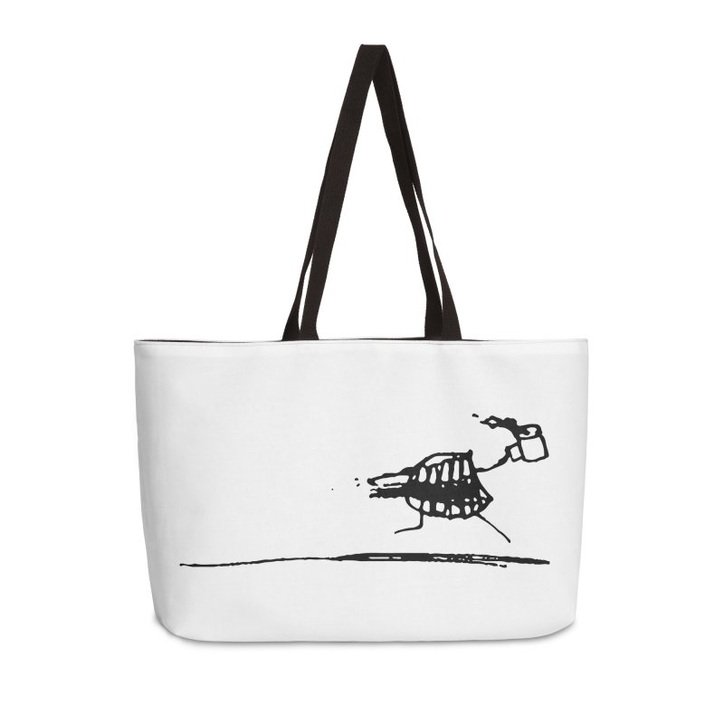 Stupid Running Mouth Accessories Weekender Bag Bag by Lose Your Reputation