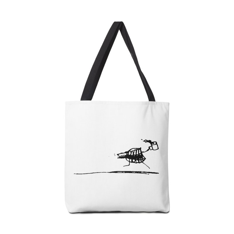 Stupid Running Mouth Accessories Tote Bag Bag by Lose Your Reputation