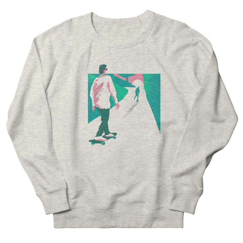 The Vibe Men's Sweatshirt by Lose Your Reputation
