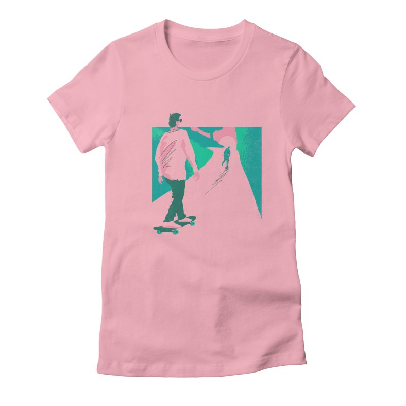 The Vibe Women's T-Shirt by Lose Your Reputation