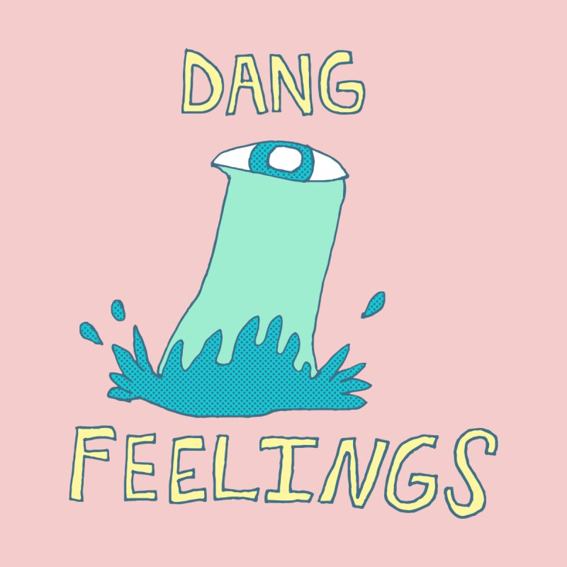 Dang Feelings Men's T-Shirt by Lose Your Reputation