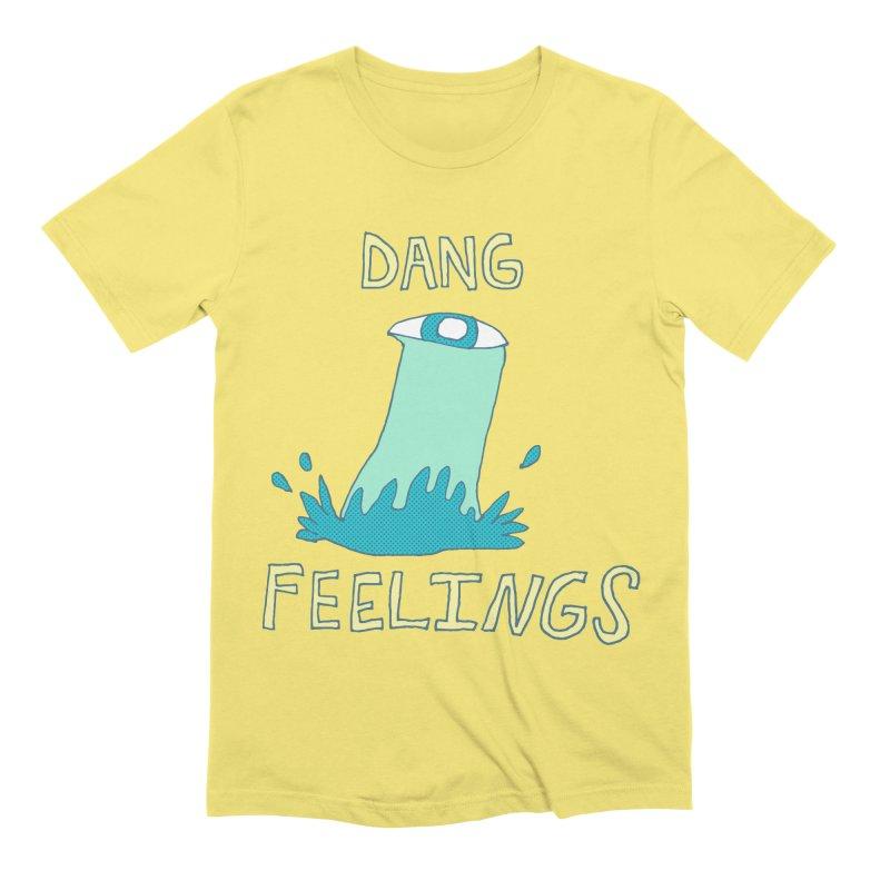 Dang Feelings Men's T-Shirt by Lose Your Reputation