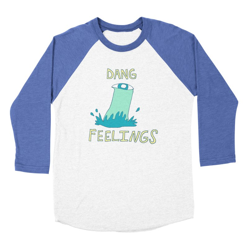 Dang Feelings Men's Longsleeve T-Shirt by Lose Your Reputation