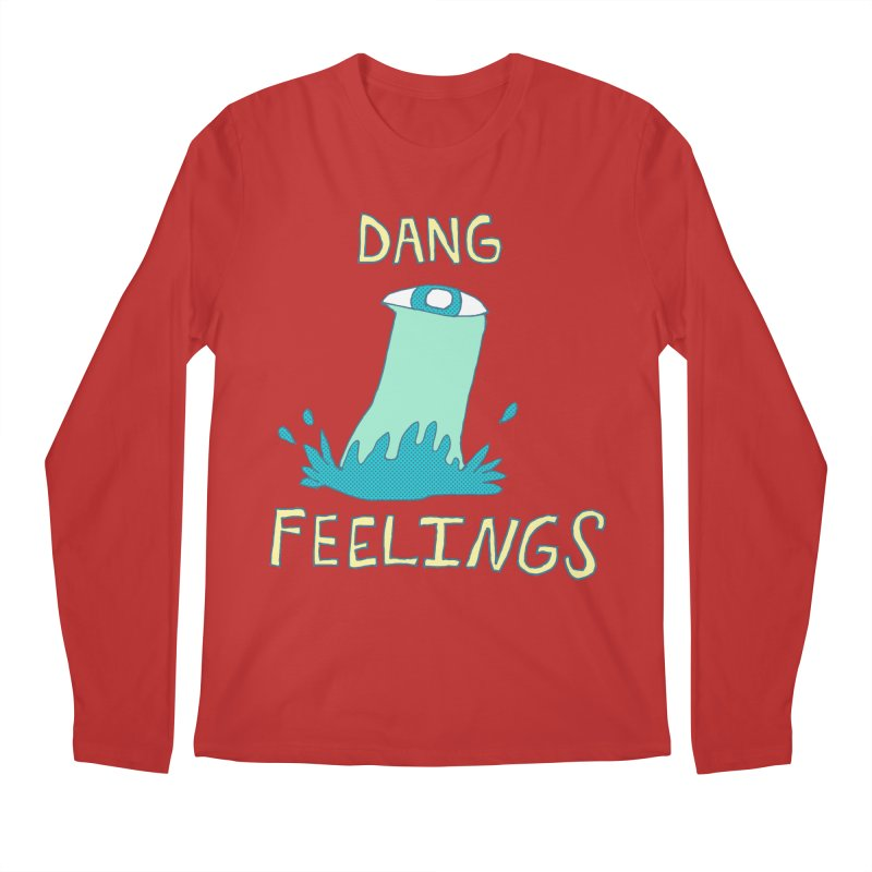 Dang Feelings Men's Longsleeve T-Shirt by Lose Your Reputation