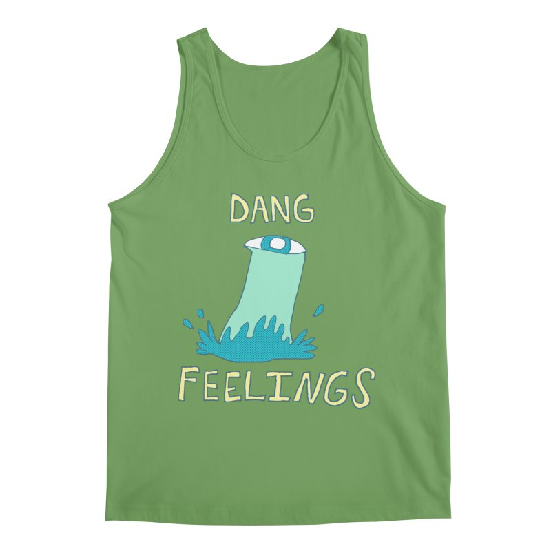 Dang Feelings Men's Tank by Lose Your Reputation