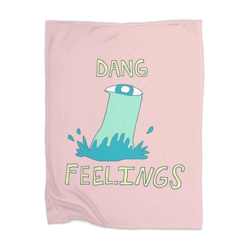 Dang Feelings Home Blanket by Lose Your Reputation