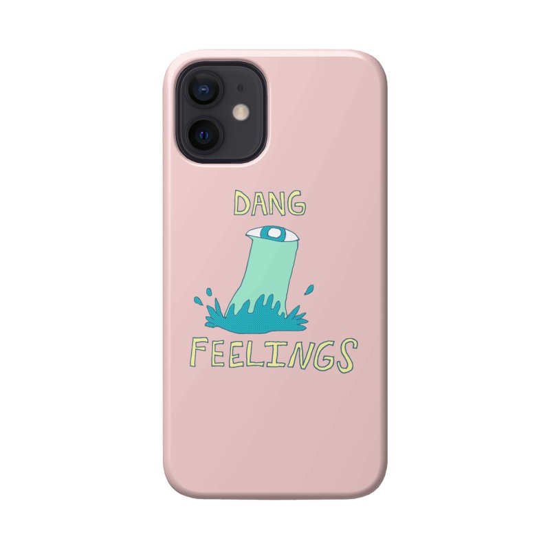 Dang Feelings Accessories Phone Case by Lose Your Reputation