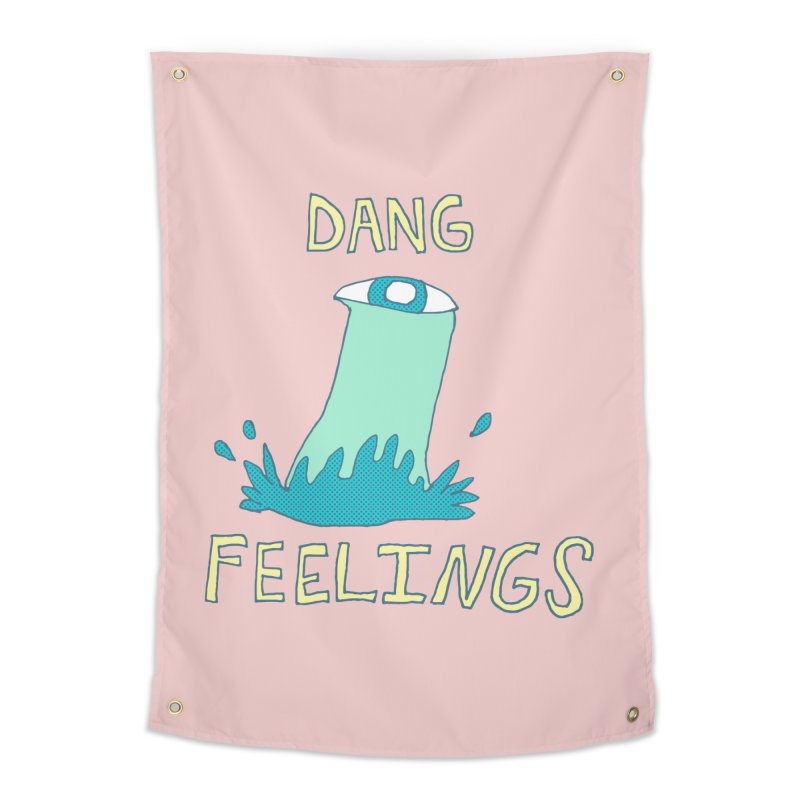 Dang Feelings Home Tapestry by Lose Your Reputation