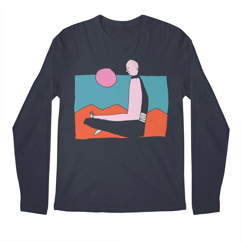 Zen Men's Longsleeve T-Shirt by Lose Your Reputation