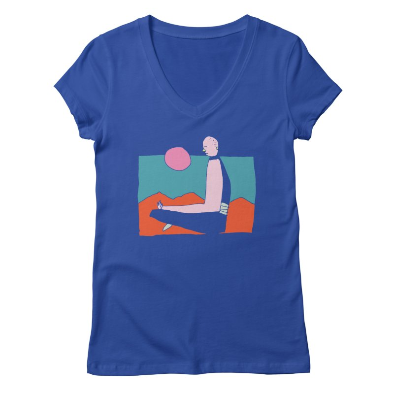 Zen Women's V-Neck by Lose Your Reputation